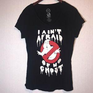 Ghostbusters Project Karma XXL Black T-Shirt NWOT